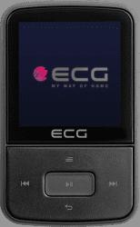 ECG PMP 30 8 GB čierny