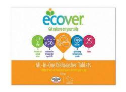 Ecover All in One tablety do umývačky (25ks)