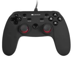 Canyon CND-GP5, PS4 gamepad