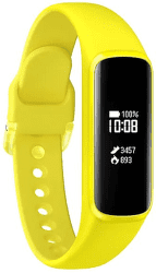 Samsung Galaxy Fit e žltý
