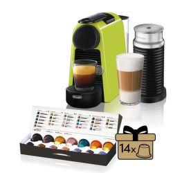 Nespresso De'Longhi Essenza Mini EN85.LAE Aeroccino3
