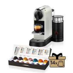 Nespresso De'Longhi Citiz&Milk EN 267.WAE