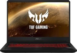Asus TUF Gaming FX705GM-EW192T čierny