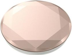 PopSocket držiak na smartfón, Metallic Diamond Rose Gold