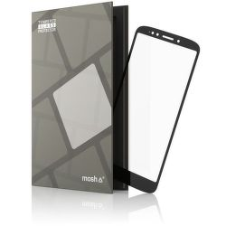 TGP tvrdené sklo pre Motorola Moto E5+, čierna