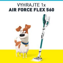 Vyhrajte vysávač Rowenta Air Force Flex 560