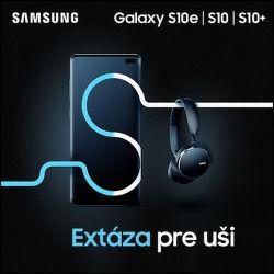Darček k smartfónom Samsung