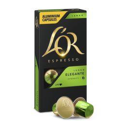 L´OR Espresso Elegante 6 (10ks/Nespresso®)