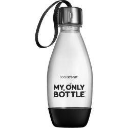 Sodastream My Only Bottle čierna náhradná fľaša (600ml)