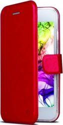 Aligator Magnetto knižkové puzdro pre Samsung Galaxy A20e, červená