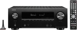 Denon AVR-X2600H čierny