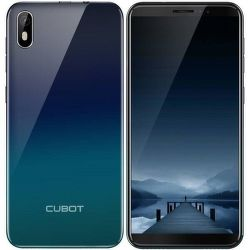 Cubot J5 Dual SIM 16 GB gradietne modrý