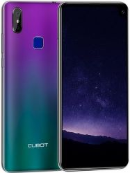 Cubot Max 2 64 GB fialový