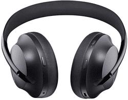 Bose Headphones 700 čierne