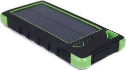 Viking Akula II solárna outdoorová powerbanka 16000 mAh, zelená