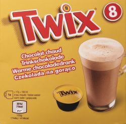 Twix hot chocolate - horúca čokoláda (8ks)