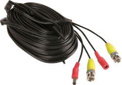 YALE SV-BNC 30m CCTV kábel
