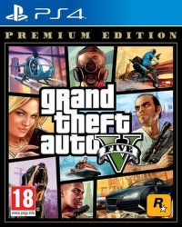 Grand Theft Auto V Premium Edition PS4 hra