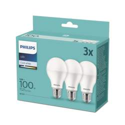 PHILIPS 14W(100W) A67 E27 CW 3ks
