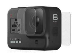 GoPro ochranné tvrdené sklo šošovky a displeja pre GoPro HERO8 Black