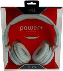 Power+ IP-878 bielo-zlaté