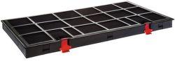 Electrolux MCFE20 Long Life uhlíkový filter