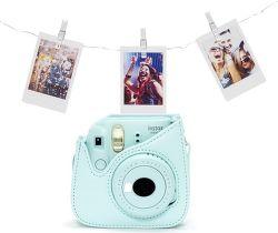 Fujifilm Instax Mini 9 set sv. modrý