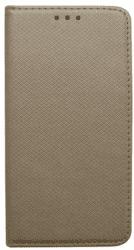 Mobilnet knižkové puzdro pre Samsung Galaxy A40, zlatá
