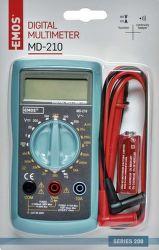 EMOS MD-210 EM391 multimeter