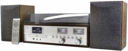 Soundmaster PL880 hnedý