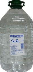 OK 5L demineralizovaná voda