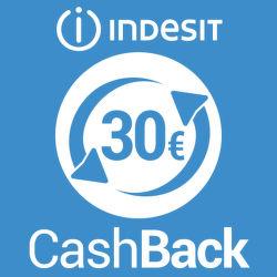 Cashback 30 € na spotrebiče Indesit