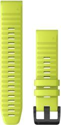 Garmin Quickfit 22 mm silikónový remienok pre Fénix 6, žltá