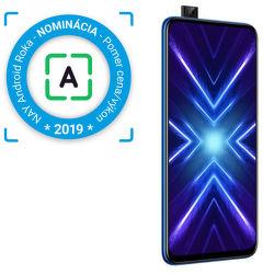Honor 9X 128 GB modrý