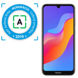 Honor 8A 32 GB zlatý