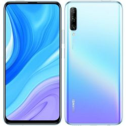 Huawei P Smart Pro bielomodrý