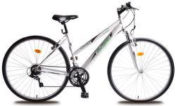 Olpran Cruez SUS 28 WHT dámsky bicykel