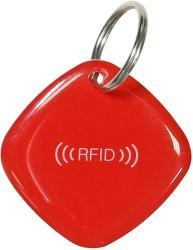 Evolveo ACS RFIDTAG1 RFID čip červený