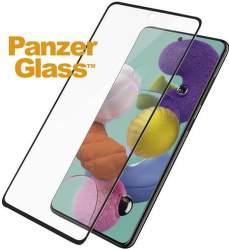 PanzerGlass Case Friendly tvrdené sklo pre Samsung Galaxy A51, čierna