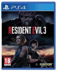 Resident Evil 3 - PS4 hra