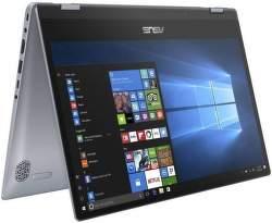 Asus VivoBook Flip 14 TP412FA-EC289T sivý