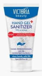 Victoria Beauty Sanitizer 75ml, antibakteriálny gél