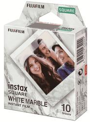 Fujifilm Instax Square White Marble fotopapier 10 ks