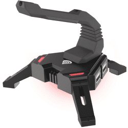 Genesis Vanad 300 držiak na kábel s USB hubom