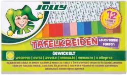 Jolly Colour 12 farebné kriedy