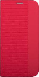 Winner Duet knižkové puzdro pre Samsung Galaxy A51, červená