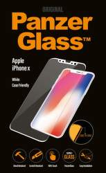 PanzerGlass ochranné sklo pre iPhone X/Xs, biela