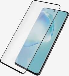 PanzerGlass Case Friendly tvrdené sklo pre Samsung Galaxy S20, čierna