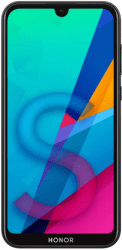 Honor 8S 2020 64 GB čierny