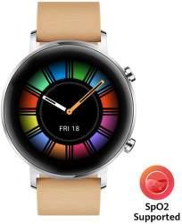 Huawei Watch GT 2 42 mm strieborné
